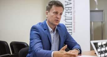Восстановление целостности и суверенитета – главная задача будущего президента, – Наливайченко