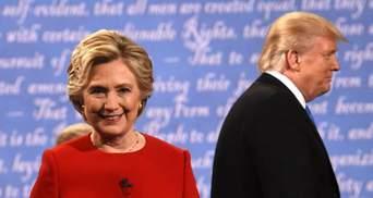 Трамп прокомментировал решение Хиллари Клинтон не баллотироваться в президенты США