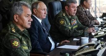 Росія може вторгнутися в Україну за трьома напрямками, – Генштаб ЗСУ