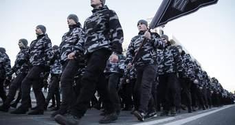 """Погрози """"Нацдружин"""" про застосування сили на виборах: ЦВК звернулась до СБУ"""