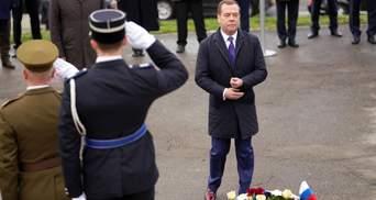 Как Медведев своим поведением сначала шокировал, а потом рассмешил жителей Люксембурга