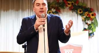 Добродомов знімає свою кандидатуру з виборів президента України