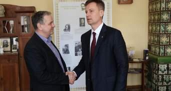 Валентин Наливайченко: Іван Франко заслуговує на повноцінний музей і гідний пам'ятник у Києві