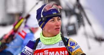 Українська біатлоністка відкриє спринт на чемпіонаті світу в Естерсунді