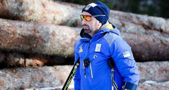 """Тренер сборной Украины назвал биатлонисток, которые побегут """"индивидуалку"""" в Эстерсунде"""