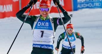 Німкеня Херрманн сенсаційно виграла персьют на Чемпіонаті світу, Меркушина – 15-а