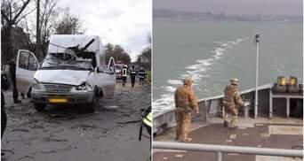 Головні новини 11 березня: вбивча негода в Україні і нова провокація Росії на Азові