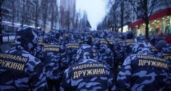 Жорсткі протести націоналістів: кому це вигідно?