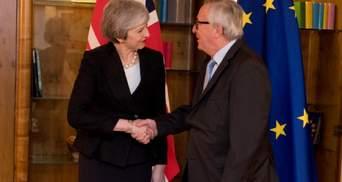 Брюссель та Лондон дійшли згоди щодо юридичних гарантіях Великобританії по Brexit