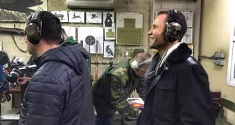 Кандидат в Президенти Юрій Дерев'янко виступає за право на захист за допомогою зброї
