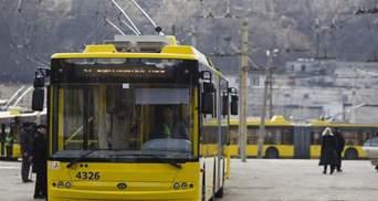 Маршрут громадського транспорту в Києві зміниться через реконструкцію Шулявського моста