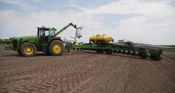 """Группа компаний """"Укрлендфарминг"""" начала весенне-полевые работы в шести областях Украины"""