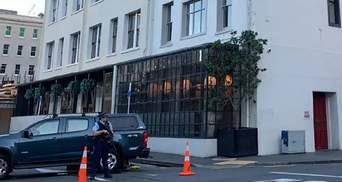Полицейские нашли две бомбы в городе Новой Зеландии: видео