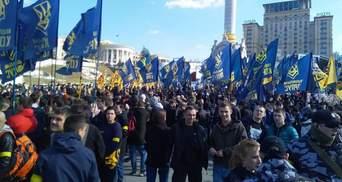 """""""Нацкорпус"""" готовит масштабную акцию на Майдане: в США предупредили о возможном насилии"""