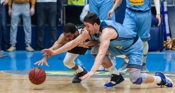 Федерація баскетболу України суворо покарала клуби за дисциплінарні порушення