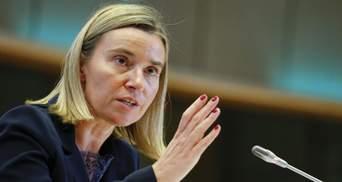 Аннексия Крыма – прямой вызов мировому порядку с серьезными последствиями, – Могерини