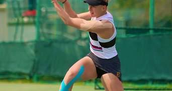 15-річна українка Лопатецька здобула драматичну перемогу у турнірі з тенісу в Японії