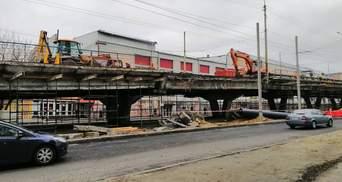 Реконструкция Шулявского моста: из-за прихоти нардепа снесут цех завода