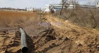 В Крыму возникла новая экологическая проблема из-за добычи ядовитого песка