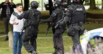 За распространение видео теракта в Новой Зеландии – 14 лет тюрьмы