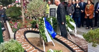 Вандалы надругались над мемориалом Холокоста в Греции