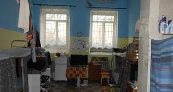 Денисова показала, в каких условиях содержат Вышинского: есть и свет, и матрас