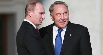 Чи домовлявся Назарбаєв про свою відставку з Путіним: пояснення політолога