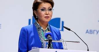 Відставка Назарбаєва: донька екс-президента Казахстану стала спікером Сенату