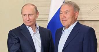 Що пообіцяв Назарбаєв Путіну та як його відставка вплине на стосунки з Україною?