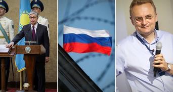 Головні новини 20 березня: новий президент Казахстану, санкції України проти РФ, заява Садового