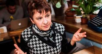 Забужко про анексію Криму: Травматичний досвід, який ціле життя треба буде випльовувати