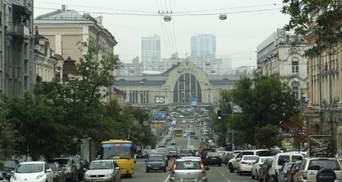 Как изменится Вокзальная площадь в Киеве после реконструкции: сравнение