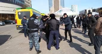 Астану перейменували в Нурсултан: у Казахстані затримали перших противників цього рішення