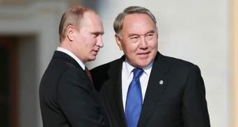 Чи радився Назарбаєв з Путіним щодо свого наступника: що говорять у Кремлі