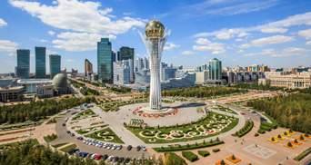 Столицу Казахстана Астану официально переименовали в Нур-Султан