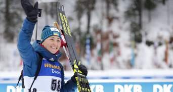 Біатлон: хто з українців бігтиме гонку-переслідування на останньому етапі Кубка світу