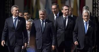 """Вісім країн утворили політичний блок для врегулювання """"венесуельської кризи"""""""