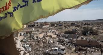 """Демократичні сили оголосили про повний розгром """"Ісламської держави"""" у Сирії"""