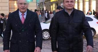 Гриценко: я хотів би бачити на посаді прем'єр-міністра України Садового
