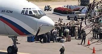 Російські літаки з військовими знову прибули до Венесуели
