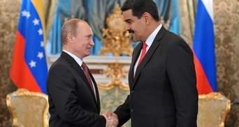 Зачем Россия отправила военных в Венесуэлу