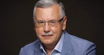 Гриценко: Відмова від участі у дебатах – це зневага до виборця