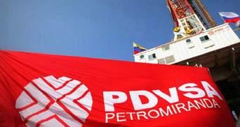 США пригрозили закордонним компаніям санкціями за нафтові угоди з Венесуелою