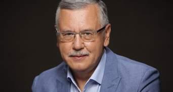 Я попереджав Порошенка про Іловайськ у 2014-му році, – Гриценко