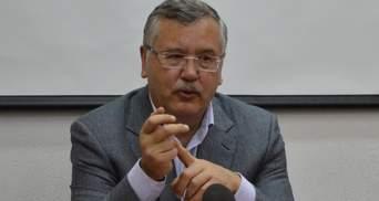 Чому об'єднання демократичних сил навколо Гриценка не дає бажаних результатів