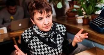 Битва телевизора с холодильником, – Оксана Забужко высказалась о результатах выборов