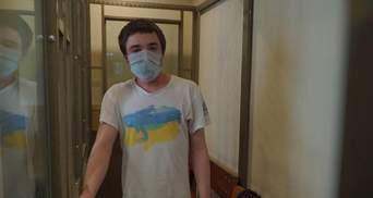 Павло Гриб припинив голодування, – український консул