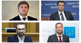 Советники Зеленского: кто они и что о них известно