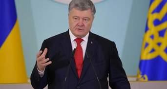 """У Порошенко назвали условие, при котором он 19 апреля придет на дебаты на НСК """"Олимпийский"""""""