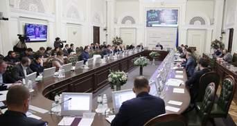 Українські депутати посварилися через вибори на погоджувальній раді